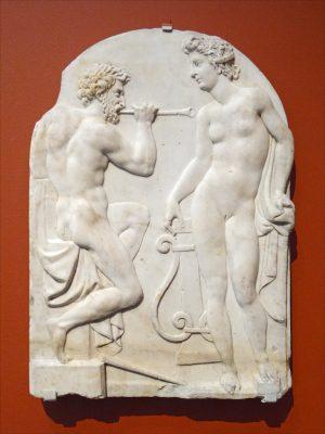 Apollon und Marsyas