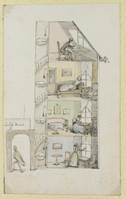 Ausstellung - Adele Schopenhauer