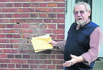 Briefkasten ist weg