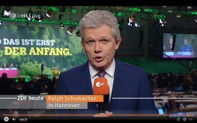 Ralph Schumacher im ZDF