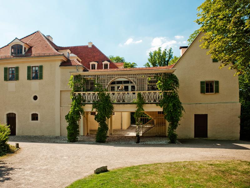 Schloss Tiefurt und Heimfahrt