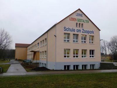 Schule am Zoopark in Erfurt