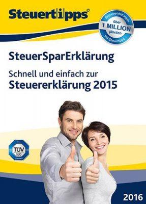 SteuerSparErklaerung2015