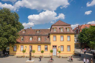 Wittumspalais in Weimar der Herzogin Anna Amalia