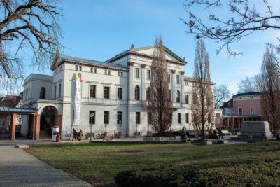 Weimar / Genius Loci 2019 / mon ami, Goethepl. 11 / Foto: henry Sowinski