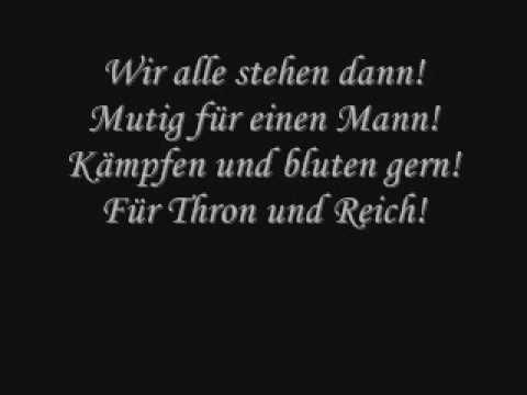 Deutsche Kaiserhymne