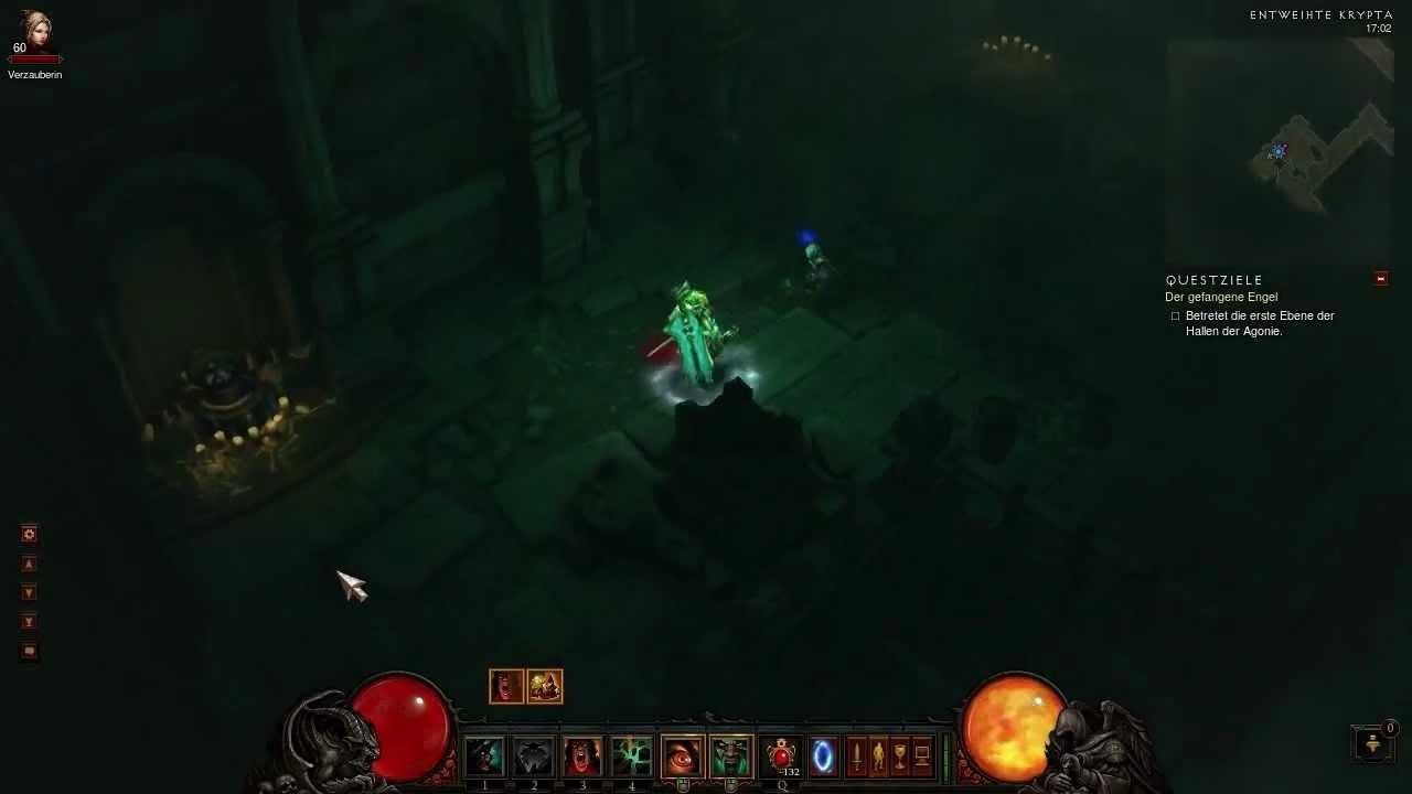 Diablo3 und Lyrik?