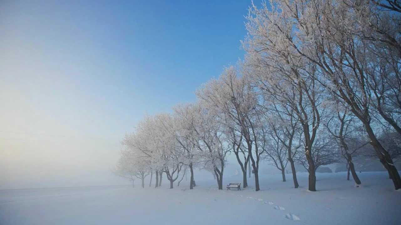 Die Luft riecht schon nach Schnee