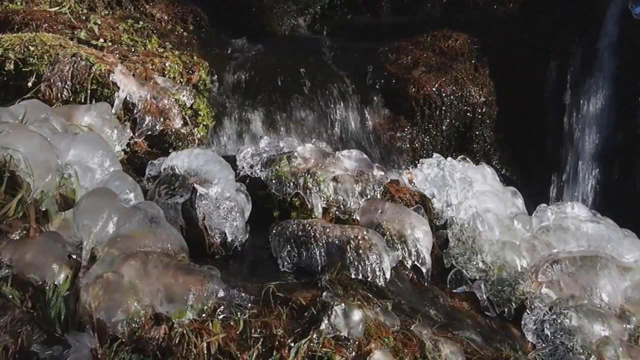 Gesang der Geister über dem Wasser