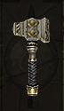 Der Hammer allwaltenden Schicksals