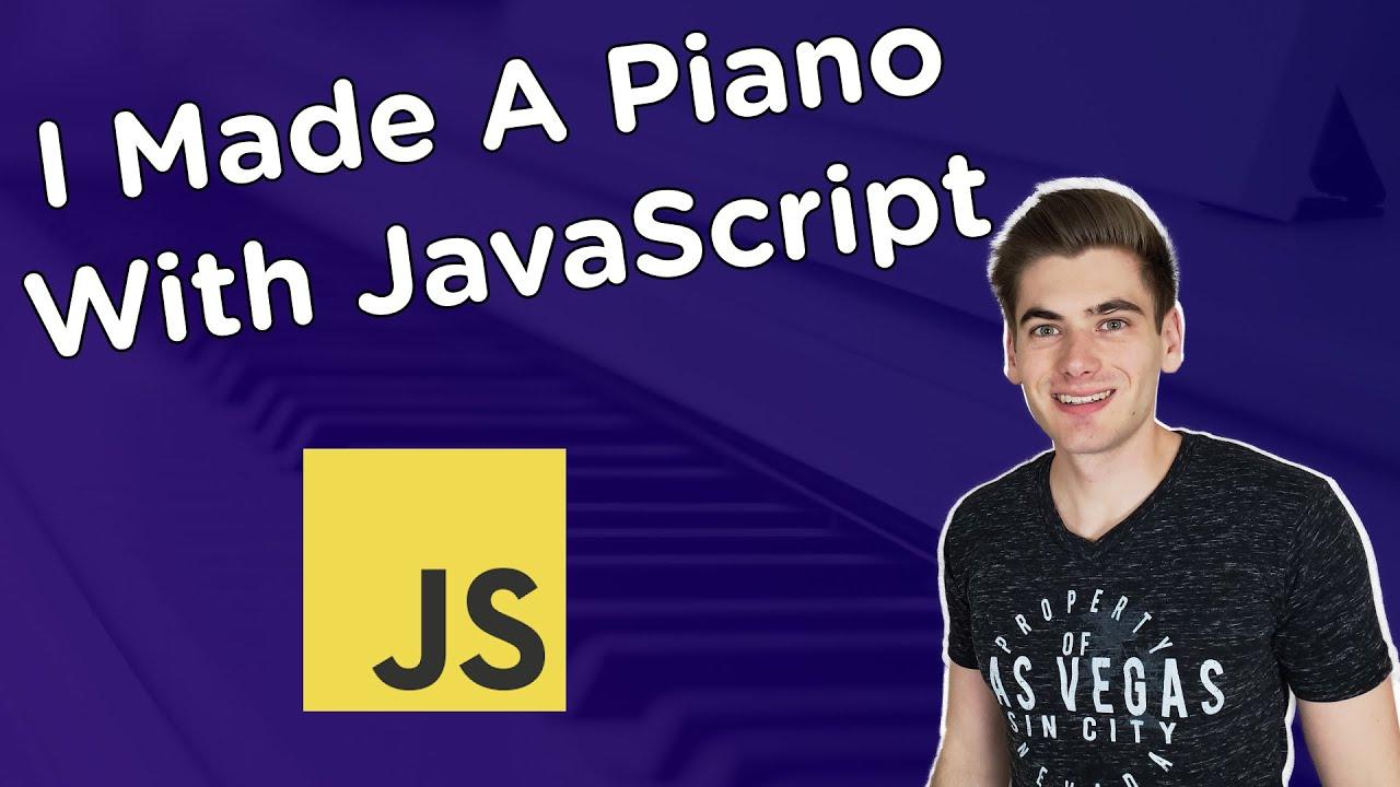 Klavierspielen mit JavaScript