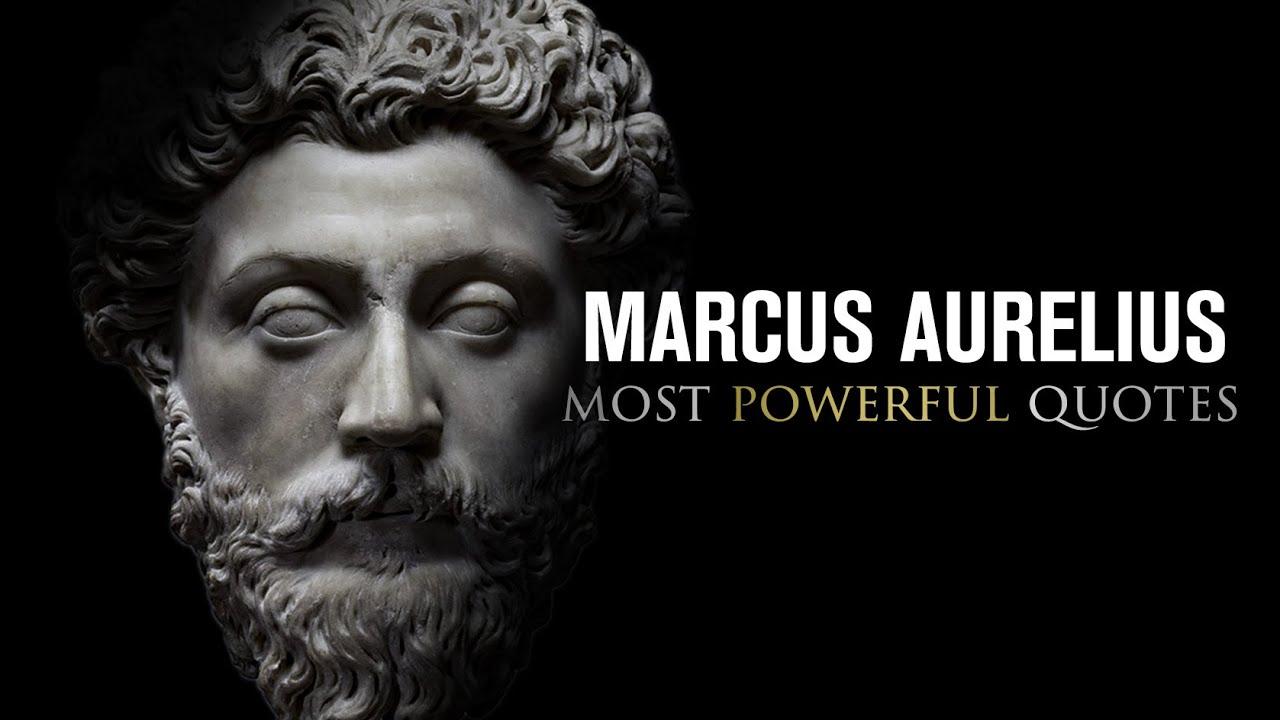 Marcus Aurelius: LIFE CHANGING