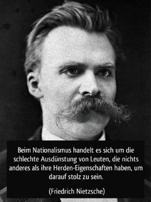 Nietzsche - Nationalismus