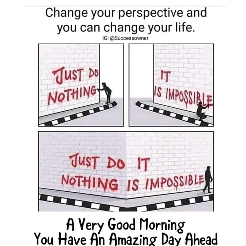 Alle Dinge sind möglich dem, der da glaubt