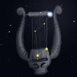 Sternbild des Orpheus