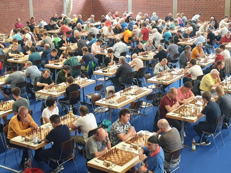 Arber-Schachfestival 2019